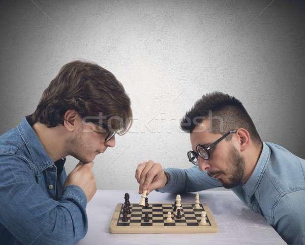 Chess Stock photo © alphaspirit