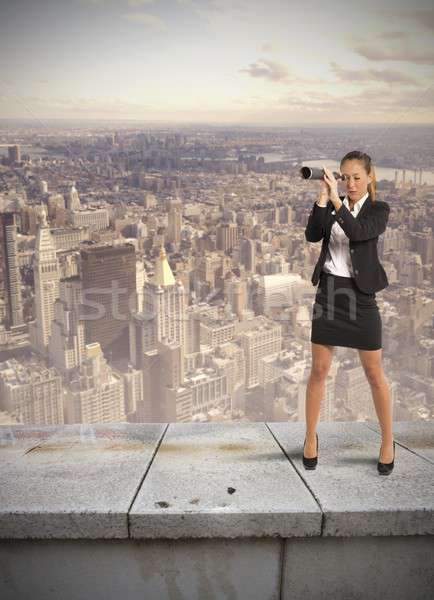 Career and ambition Stock photo © alphaspirit