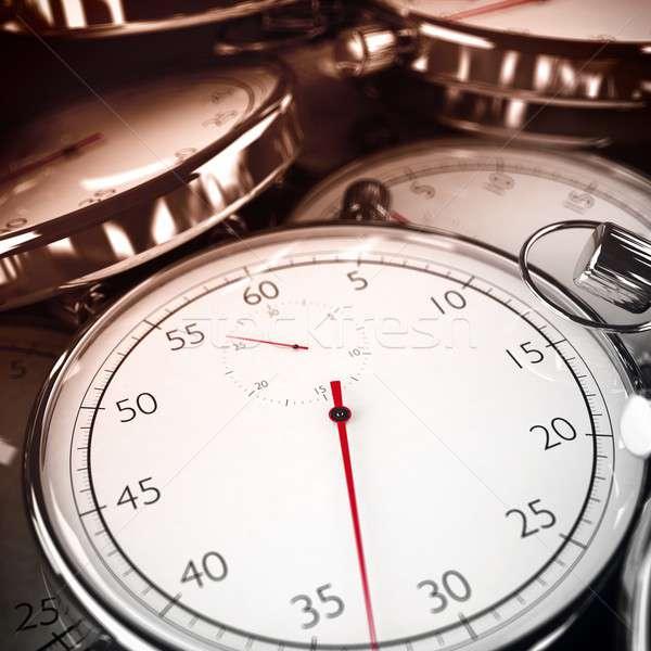 Chronometer Stock photo © alphaspirit