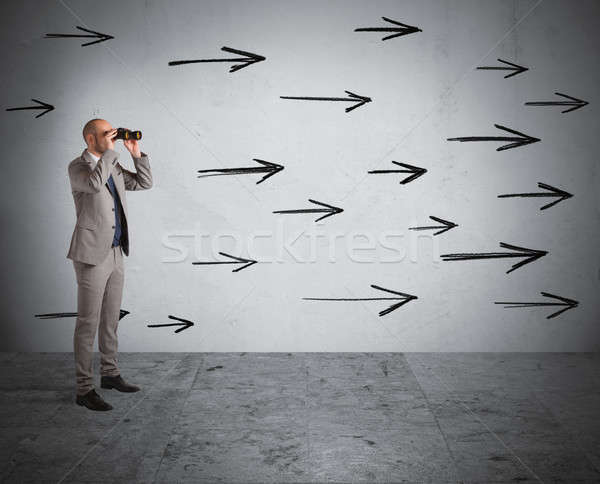 Look ahead Stock photo © alphaspirit
