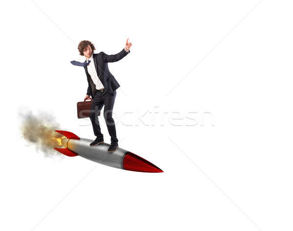 Increase the climb to success Stock photo © alphaspirit