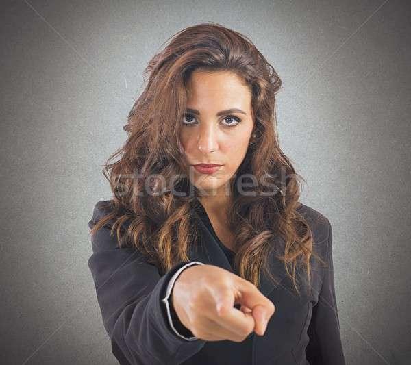 I want you Stock photo © alphaspirit
