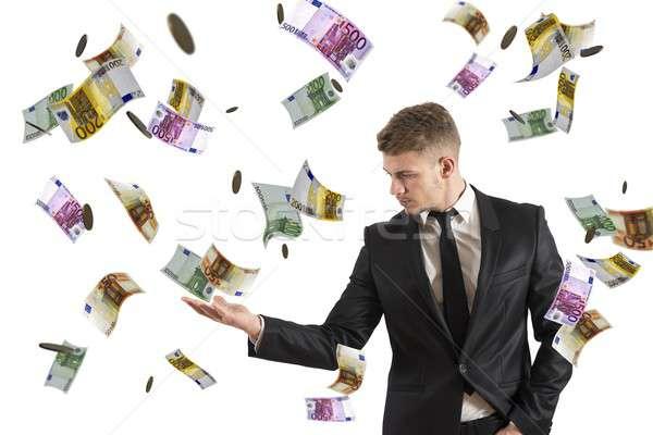 Earn money Stock photo © alphaspirit