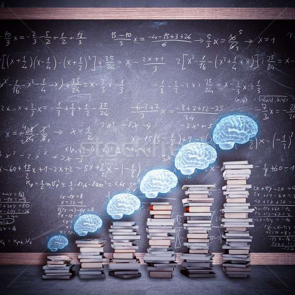 Scale of learn Stock photo © alphaspirit