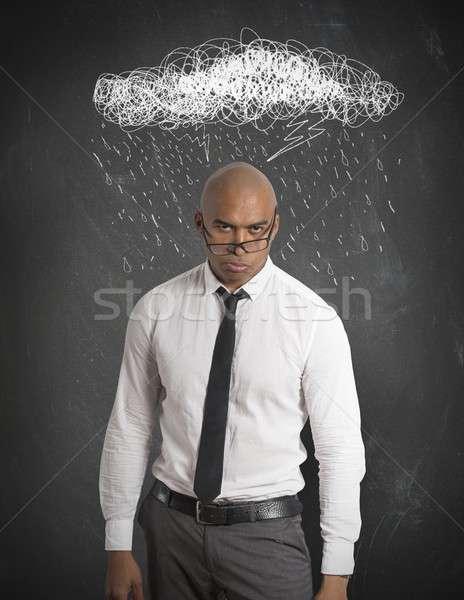 Stress Stock photo © alphaspirit