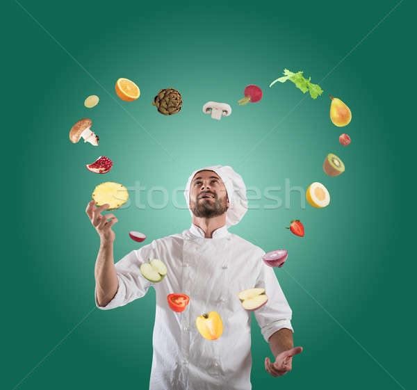 Lovely and creative  food Stock photo © alphaspirit