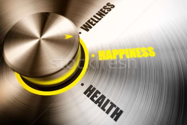 Select happiness Stock photo © alphaspirit