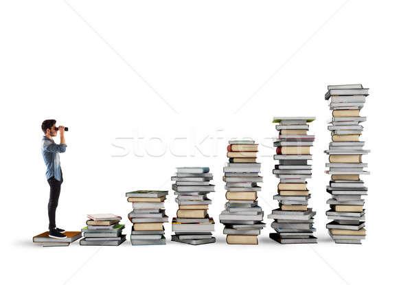 Course of study Stock photo © alphaspirit