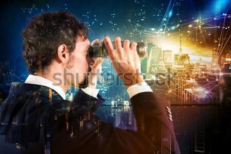 Build company Stock photo © alphaspirit