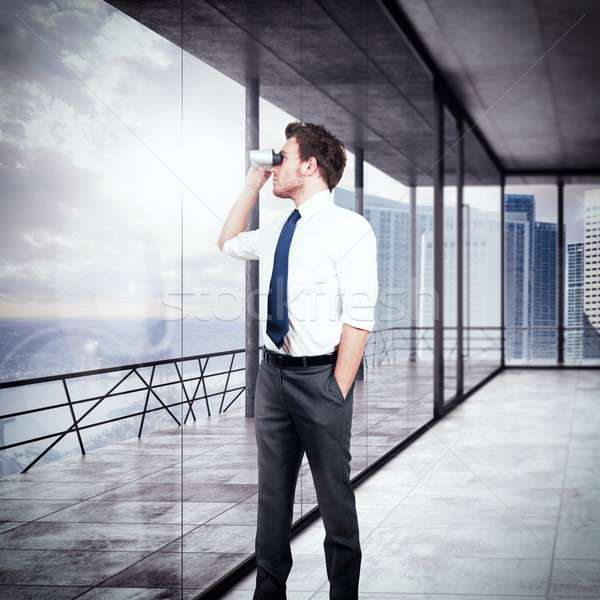 Look forward Stock photo © alphaspirit