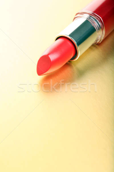 red lipstick Stock photo © alptraum