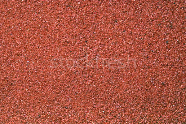 Red sand texture Stock photo © Alsos