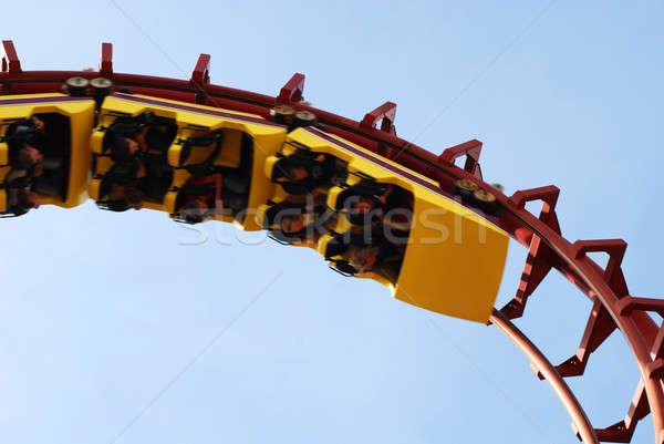 Roller Coaster Stock photo © Alsos