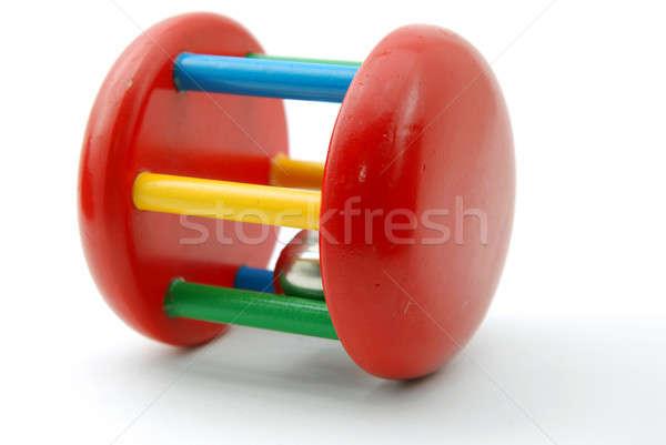 Baby toy Stock photo © Alsos