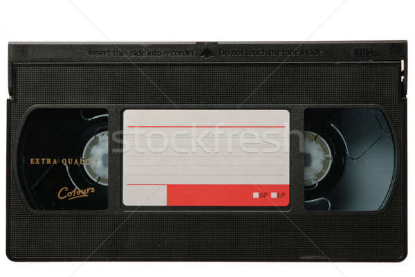 video tape Stock photo © Alsos