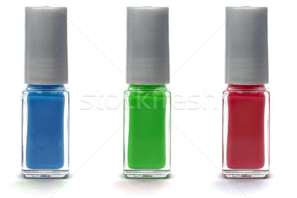 Nail polish Stock photo © Alsos