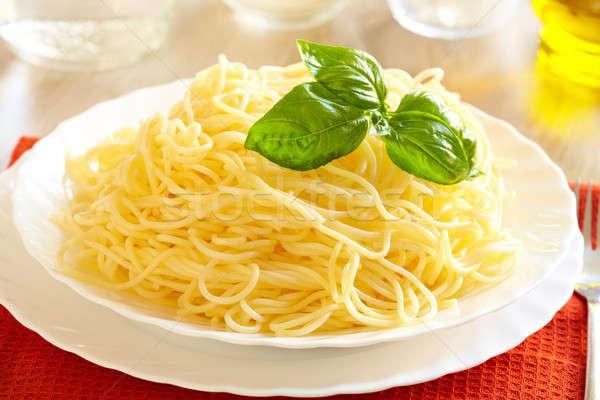 Pure spaghetti Stock photo © Amaviael