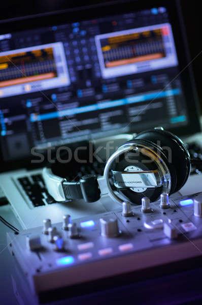 DJ set Stock photo © amok