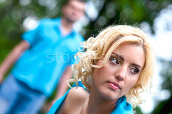 Relationship Stock photo © amok
