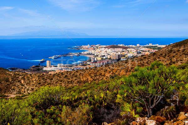 La ver montanha tenerife canárias Espanha Foto stock © amok