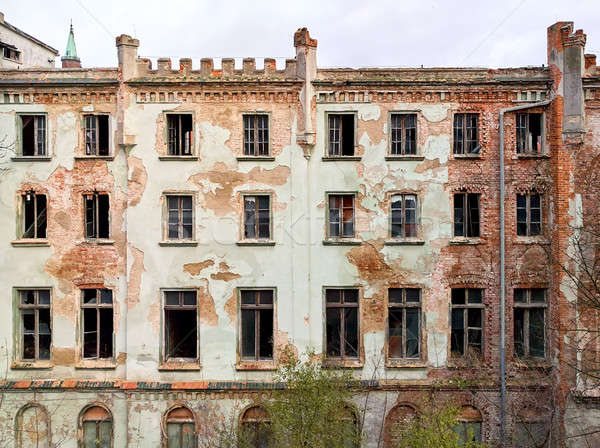 Old deserted house Stock photo © amok