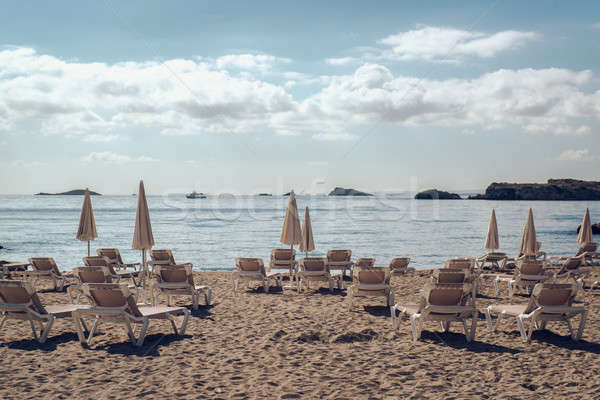 Ibiza coast Stock photo © amok