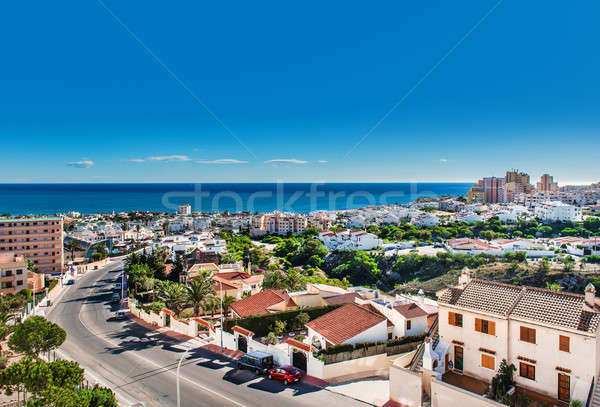 Torrevieja city. Costa Blanca, province of Alicante. Spain Stock photo © amok