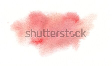 Abstract watercolor painting Stock photo © amok