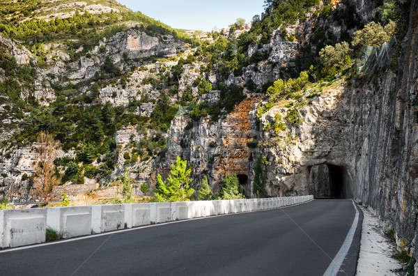 дороги водохранилище сообщество Испания пейзаж красоту Сток-фото © amok