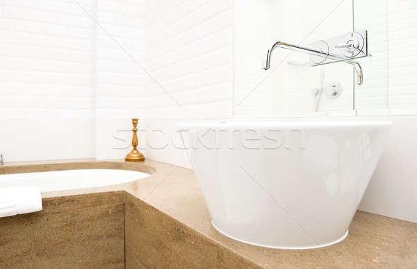 Modern bathroom interior  Stock photo © amok