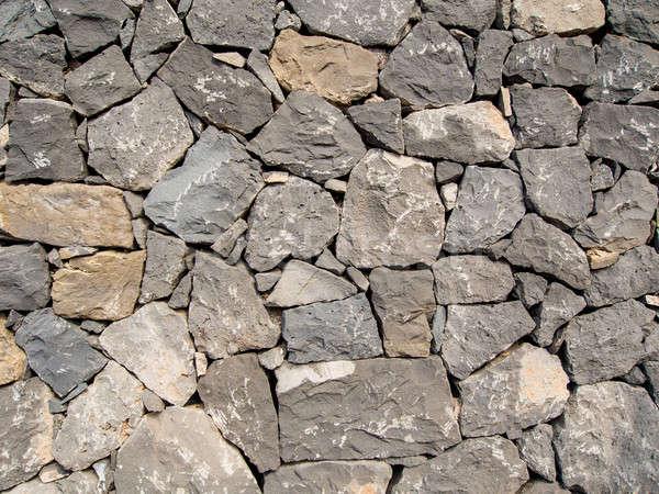 Stone wall background Stock photo © amok