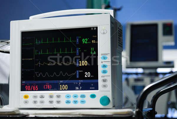 анестезия контроля описание больницу медицина Сток-фото © amok