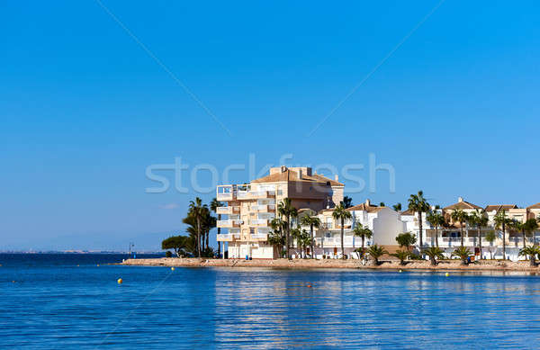 La Manga seaside, Spain Stock photo © amok