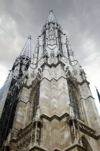 St. Stephen's Cathedral, Vienna Stock photo © amok