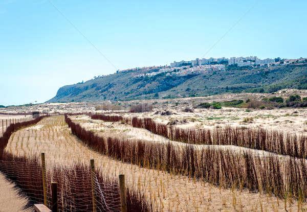 Seaside town of Gran Alacant. Alicante province. Costa Blanca Stock photo © amok
