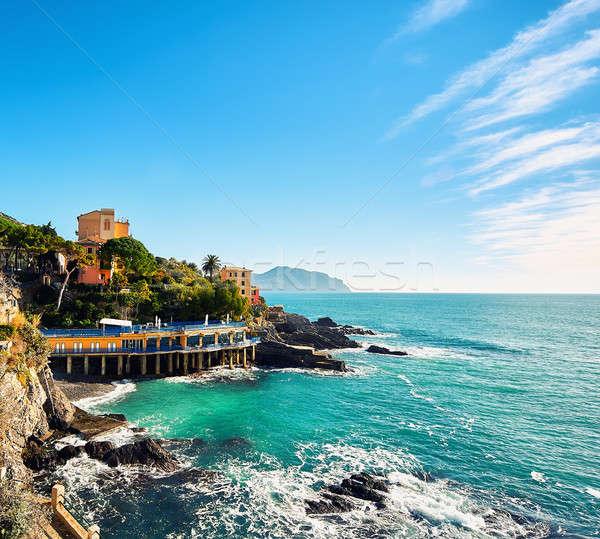 Italian Riviera. Liguria Stock photo © amok