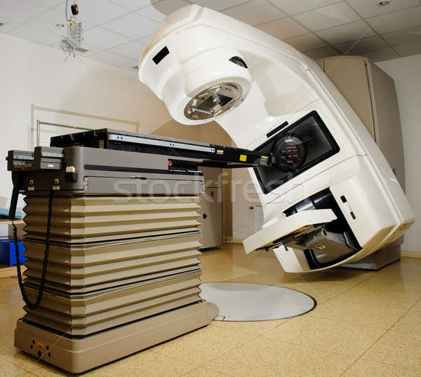 Linear Accelerator at hospital Stock photo © amok