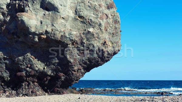 Pittoresque Espagne plage morts naturelles parc Photo stock © amok