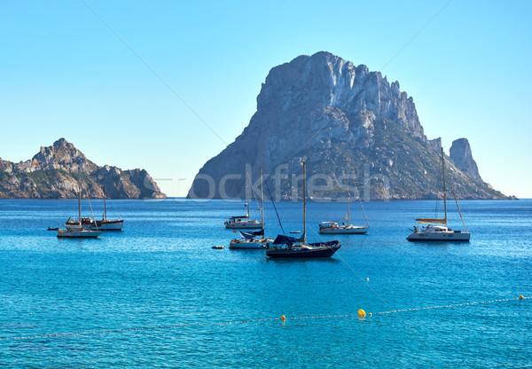 острове Испания живописный мнение таинственный Сток-фото © amok