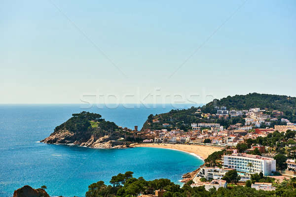 Stock photo: Picturesque view of a Vila Vella
