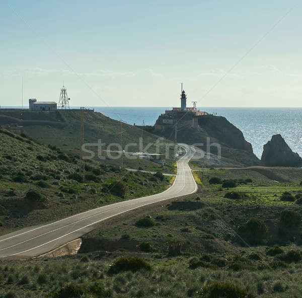 Mountain road  Stock photo © amok