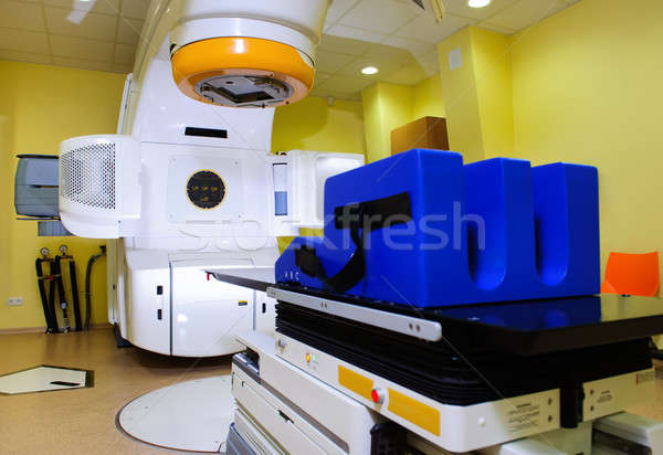 Rradiotherapy technology Stock photo © amok