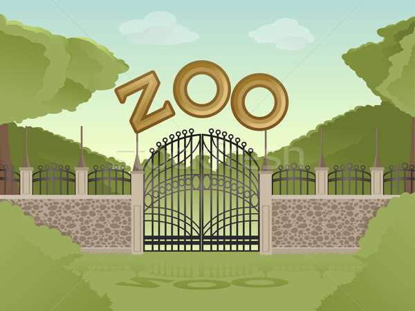 Zoo Stock photo © Amplion