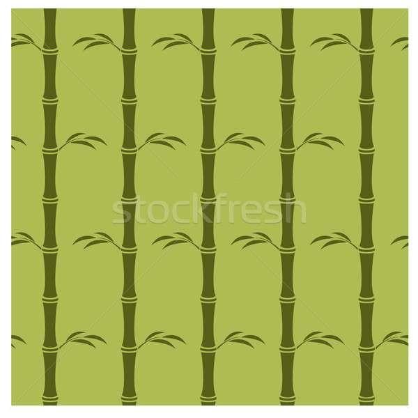 Seamless reed Stock photo © Amplion