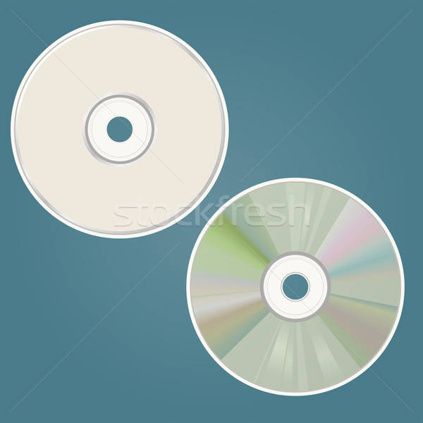 Compact disk Stock photo © Amplion