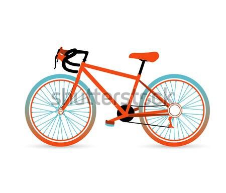 Colorful bicycle Stock photo © anastasiya_popov