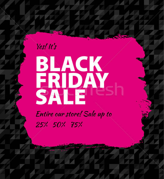 Black friday big sale Stock photo © anastasiya_popov
