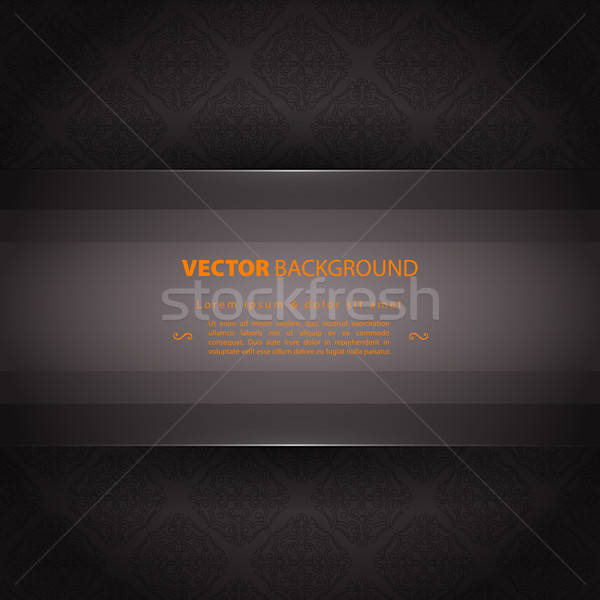 Design template back Stock photo © anastasiya_popov