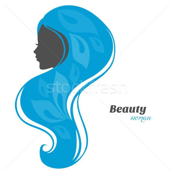 Beautiful and yong woman Stock photo © anastasiya_popov