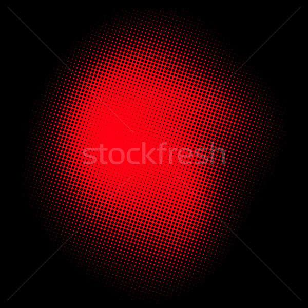 Cerchio abstract design tecnologia sfondo frame Foto d'archivio © anbuch